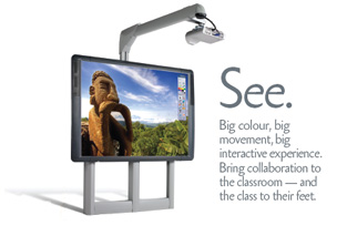 Promethean Interactive Whiteboard